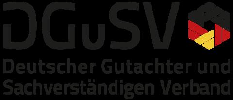 Deutscher Gutacher und Sschverständigen Verband Logo
